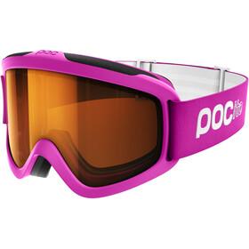 POC POCito Iris Goggles Barn fluorescent pink